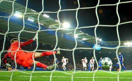 Ojo con el Leicester de la Champions