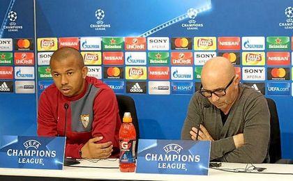 La rueda de prensa de Sampaoli y Mariano, en directo