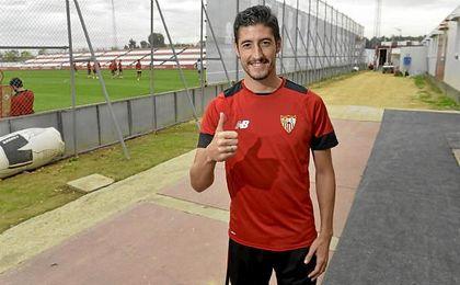 Escudero será sevillista por dos temporadas más, hasta 2021.