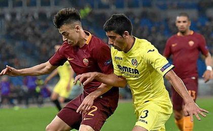 Resultado de imagen para Roma 0 - 1 Villarreal