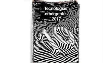 Conoce las 10 tecnologías emergentes de 2017.