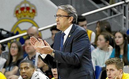 Luis Casimiro, nombrado mejor entrenador de febrero