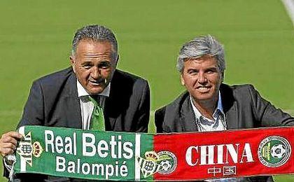 Interés chino en el Betis