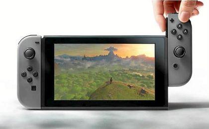 Existencias agotadas en el lanzamiento de Nintendo Switch
