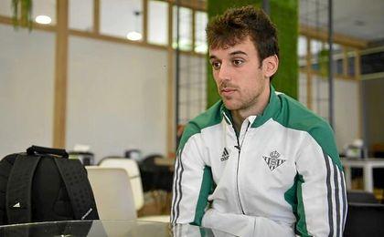 """Pardo, sobre el Betis-Real Sociedad: """"Yo acepté no jugar este partido"""""""
