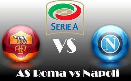 El Roma-Napoli será uno de los encuentros más atractivos del fin de semana.