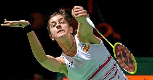 Carolina Marín renuncia a la final por unas molestias físicas