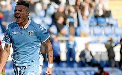 El exsevillista Immobile sí golea en la Serie A.