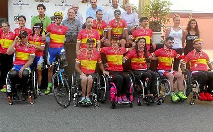 España cierra el Mundial de ciclismo en pista con dos medallas de plata.