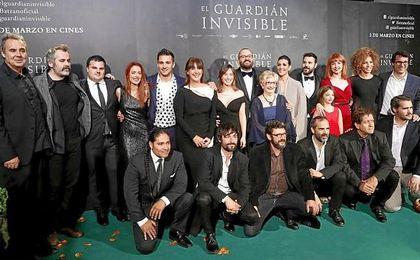 El equipo de 'El Guardián Invisible' se desvincula de los insultos de Miren Gaztañaga