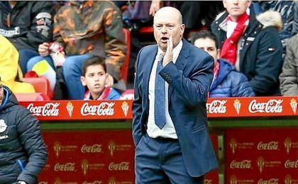 Pepe Mel se enfrenta al Betis por primera vez tras su paso por la entidad verdiblanca.