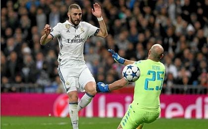 El Real Madrid afronta la vuelta con ventaja.