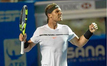 Rafa Nadal sigue sexto del mundo antes de afrontar el Masters 1.000 de Indian Wells