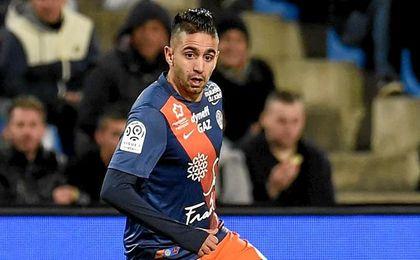 El talentoso Ryad Boudebouz.