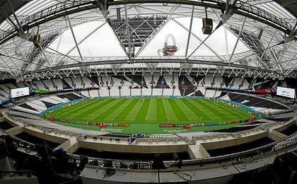 El Estadio Olímpico de Londres gana el premio al 'mejor estadio del año'