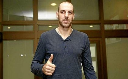 Maric ya vistió la camiseta de Obradoiro durante la pasada temporada.