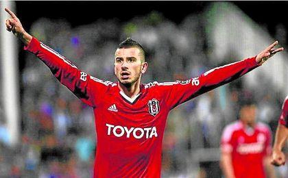 Özyakup está rindiendo a un gran nivel en el Besiktas. ED.