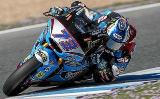 Àlex Márquez se marcha de los test de Jerez como el más rápido