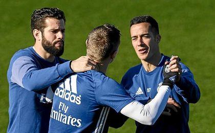Nancho es, junto a Ramos, el único central sano que tiene Zidane.