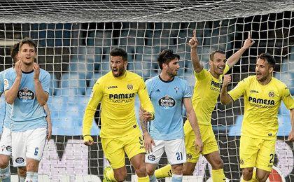 Celta 0-1 Villarreal: El Villarreal asalta Balaídos