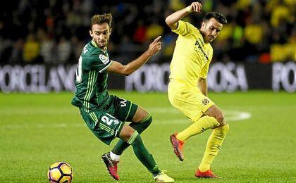 Conoce el horario del Betis-Villarreal de la jornada 30