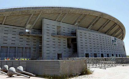 La Peineta será la nueva casa del Atlético de Madrid.