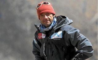 Latorre: ´El Everest es el reto final de un proyecto de vida´