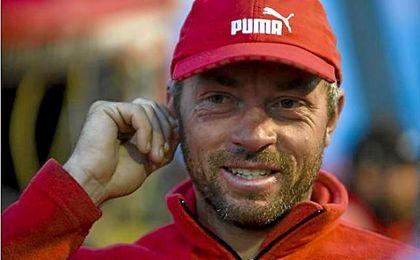 El ingles Rob Greenhalgh competirá de nuevo con el equipo español 'Mapfre'