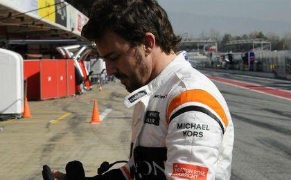 Este año tampoco pinta bien para Alonso.