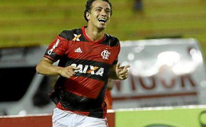 El ex del Betis Damiao ha recuperado la sonrisa en el Flamengo.