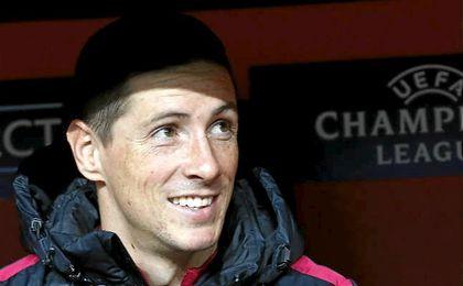 Torres vuelve a la convocatoria.