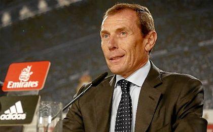 Butragueño valora el rival del Madrid en Champions