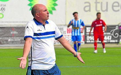 """Garrido (Lora): """"El equipo está cada día mejor"""""""