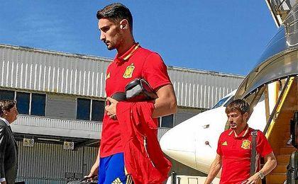 Rico y Vitolo se han ganado la confianza del seleccionador Lopetegui.