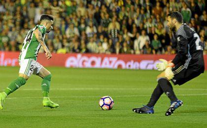 Real Betis 2-0 Osasuna: Lección de pragmatismo