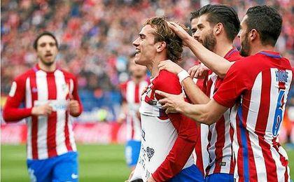 Atlético de Madrid: Simeone se ciñe otra vez a su sello