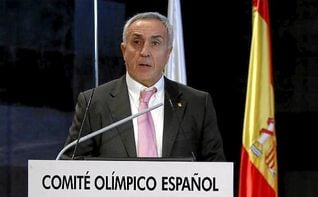 Asociaciones de Deportistas avalan continuidad de Alejando Blanco en el COE