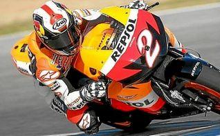 Dani Pedrosa: ´Un motor que empuje bien es importante´