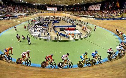 Campeonato de ciclismo en pista, Cali 2014.