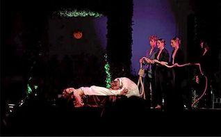 La ópera ´Orfeo y Eurídice´ llega este jueves al Teatro Lope de Vega