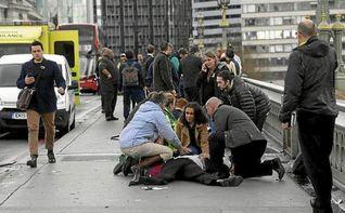 La policía de Londres ofrece detalles de cómo ha sido el atentado