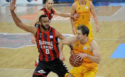 Baskonia accede a cuartos de la máxima competición continental.