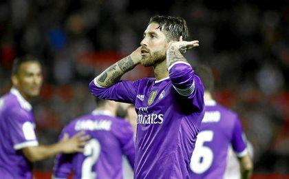 Los cánticos contra Ramos son parte de la denuncia.