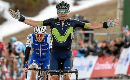 Valverde suma 101 victorias.