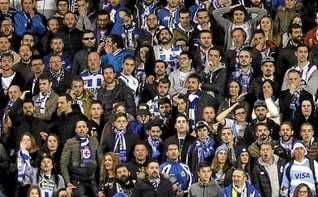 Antiviolencia también multa a Zaragoza y Deportivo