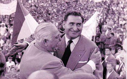 La figura de Benito Villamarín será homenajeada antes del duelo entre el Betis y el Joventut.