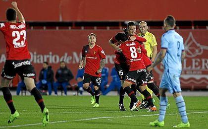 El Mallorca empató ante el líder.
