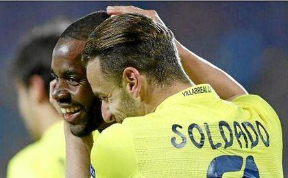 El Villarreal afronta el final de LaLiga con los cinco delanteros disponibles