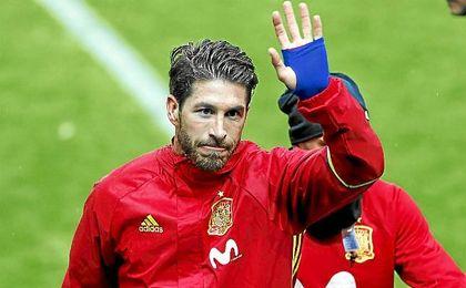 Ramos no ve cerca su retirada.
