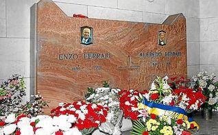 Detienen a 34 miembros de una banda que planeaba profanar la tumba de Enzo Ferrari